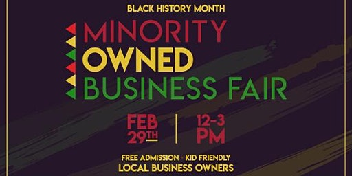 Minority-Owned Business Fair