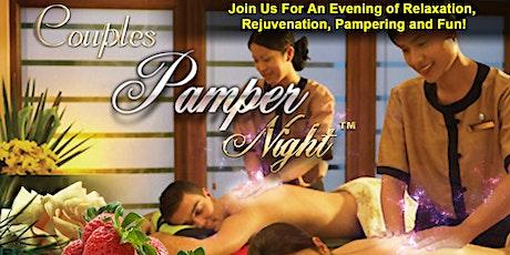 COUPLES PAMPER NIGHT (ILLINOIS) tickets