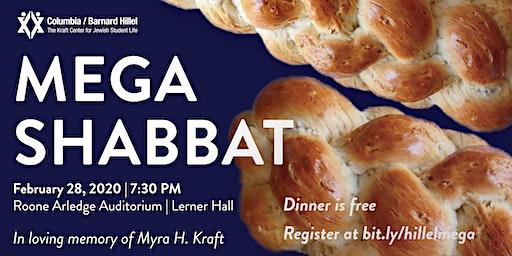 MEGA Shabbat 2020