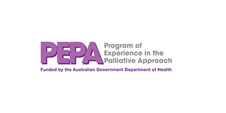 PEPA Palliative Approach in Aged Care - East Melbourne tickets