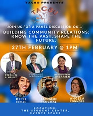 Black History Month Panel tickets