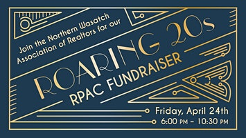 Roaring 20's RPAC Fundraiser