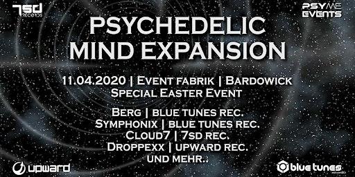 Psychedelic Mind Expansion mit Berg / Symphonix / Cloud7