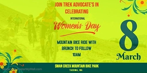 Join Trek Advocates in Celebrating International Women's Day!