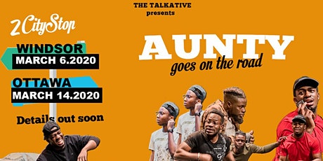 AUNTY The Play - Live in Windsor tickets