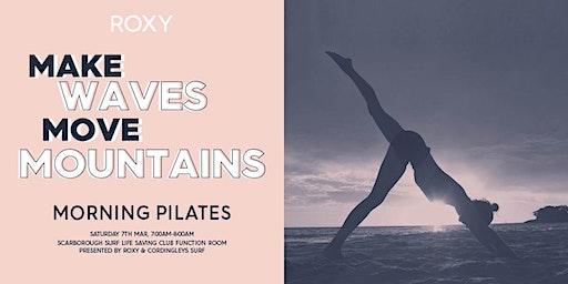 ROXY x Cordingleys Surf Fitness Morning