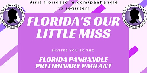 2020 Florida's Our Little Miss Florida Panhandle Preliminary Pageant