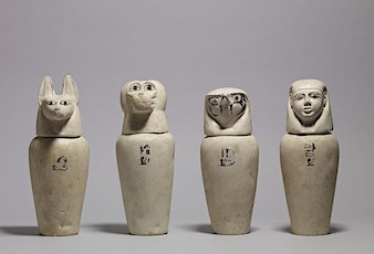 Holiday Art Class for Kids–Egyptian Curiosities–Clay Canopic Jars tickets