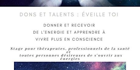 Dons et talents : Eveille toi billets