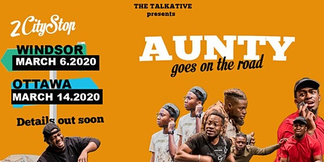AUNTY The Play - Live in Ottawa tickets