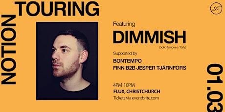 Dimmish (ITL) tickets