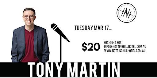 Comedy @ NHH - TONY MARTIN - Tuesday 17th March