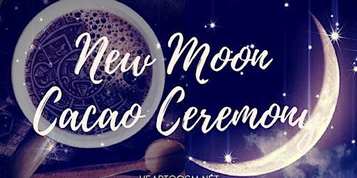 New Moon & Cacao Ceremony