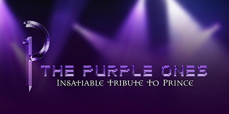 The Purple Ones - Insatiable Tribute to Prince tickets