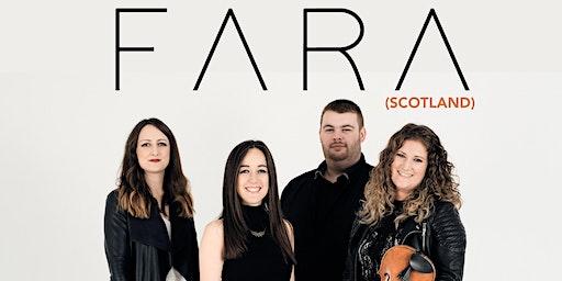 FARA at Bellwether, Scottish Folk band