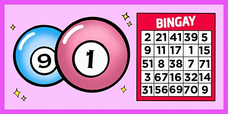 BINGAY BINGO tickets
