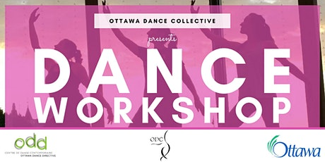 Contemporary and Hip-Hop Workshop for Adult Dancers tickets