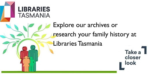 Family History Help @ Burnie Library