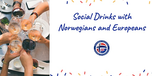 Social drinks with Norwegians and other Europeans