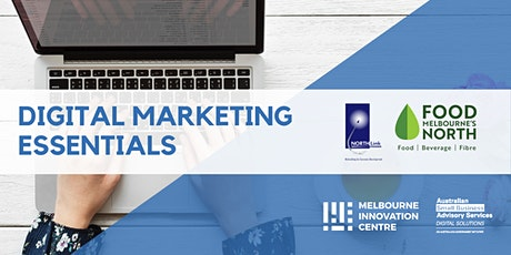 [ONLINE WORKSHOP]: Digital Marketing Essentials - Bundoora tickets