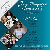 50 Shades of Slay Dallas (Spring/Summer) - 2020 Casting Call