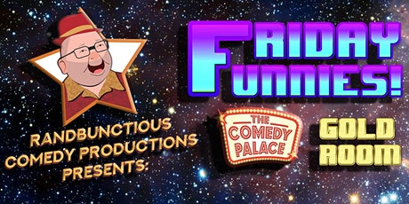 Friday Funnies tickets