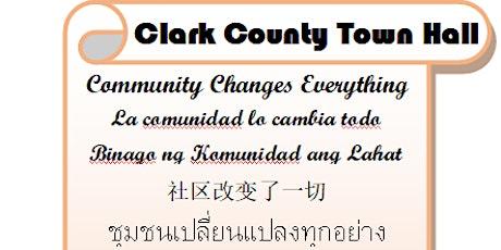 Clark County Town Hall  on Coronavirus Outbreak tickets