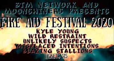 BTM Network: Fire Aid Festival 2020
