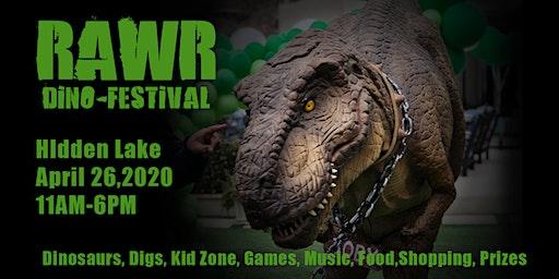 RAWR - Dino Festival