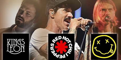 Nirvana, Red Hot Chili Peppers & King's of Leon tribute tickets