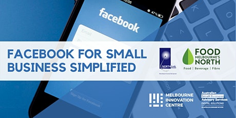 [ONLINE WORKSHOP]: Facebook for Small Business Simplified - Bundoora tickets