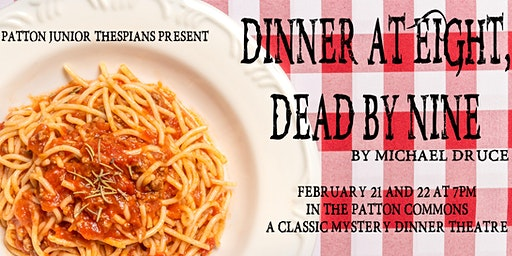 Dinner at 8, Dead by 9 by Michael Druce