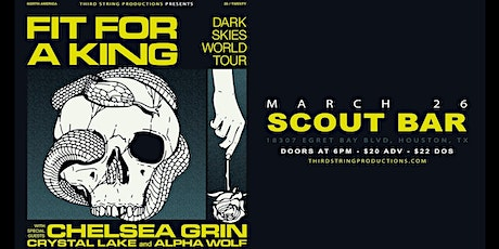 Fit For a King - Dark Skies World Tour tickets