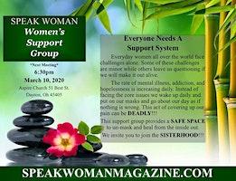 Speak Woman Magazine- Women's Support Group