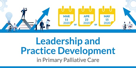 Leadership Training in Primary  Palliative Care Program tickets