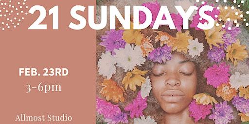 21 Sundays: A Pop-Up Shop Featuring Innovative Black Women