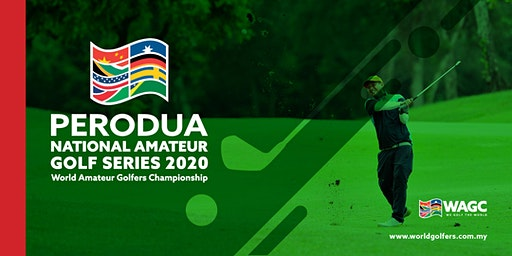 Perodua National Amateur Golf Series 2020