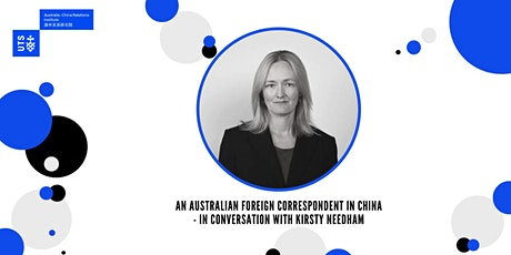 An Australian foreign correspondent in China: Kirsty Needham tickets