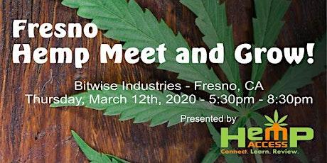 Fresno Hemp Meet and Grow! tickets