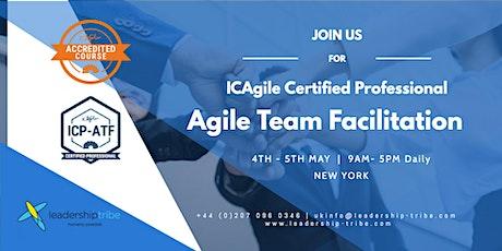 Agile Team Facilitation (ICP-ATF)   New York - May 2020 tickets