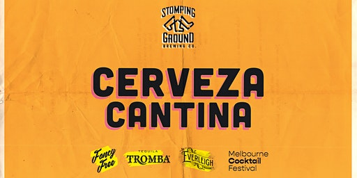 Cerveza Cantina Stomping Ground Brewery Co. x MCF 2020