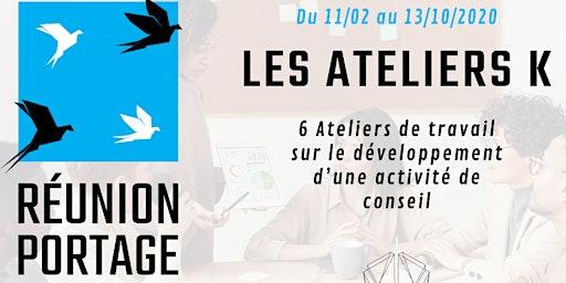 Ateliers K#2: Ateliers/Webinar pour Freelance chez Réunion Portage