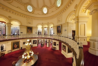 Tour of the Supreme Court Library for legal professionals tickets