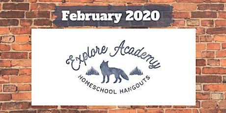 February 2020 Homeschool Hangout's Explore Academy Co-op tickets