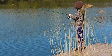 Kids fishing tickets