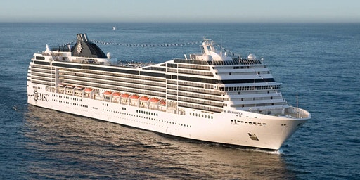 MSC Magnifica is coming to Sydney!  Please join us onboard..