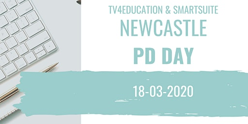 TV4Education and SmartSuite Newcastle PD Day