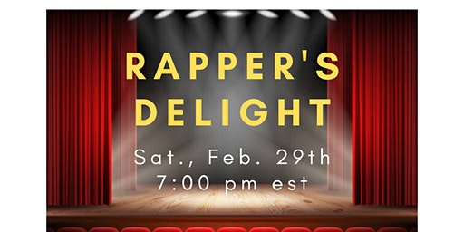 Rapper's Delight Stage Play
