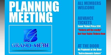 IWAM Planning Meeting tickets