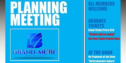 IWAM Planning Meeting